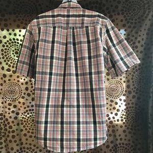 Carhartt Shirts - EUC Carhartt Men's CHAMBRAY Plaid Shirt-S